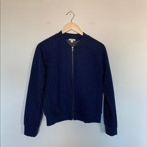 3/19🌽 Caslon Women's Geometric Quilted Sweatshirt